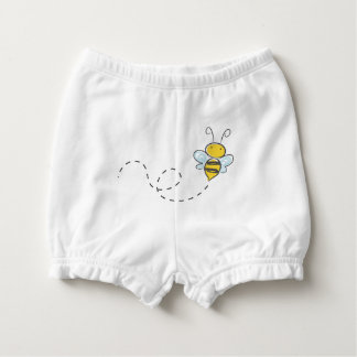 Busy Bee Diaper Cover