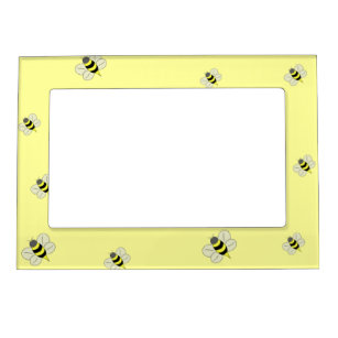 Busy bee magnetic frame