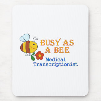 Busy Bee MT Mouse Pad