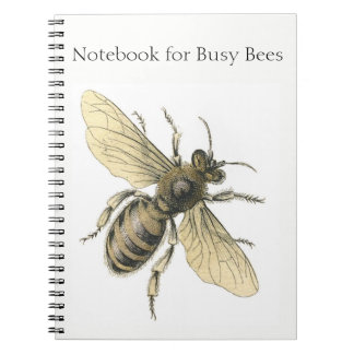 Busy Bee! Notebooks