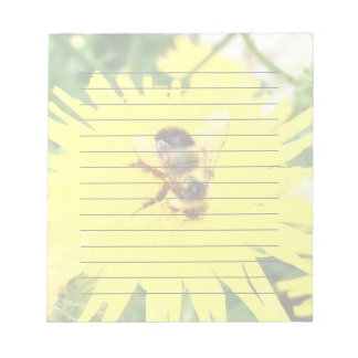 Busy Bee Notepad