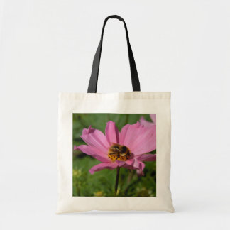 Busy Bee on Cosmo Tote Bag