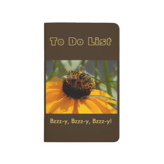 Busy Bee Personal To Do List Journals