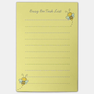 Busy Bee 'To Do' Pad Post-it Notes