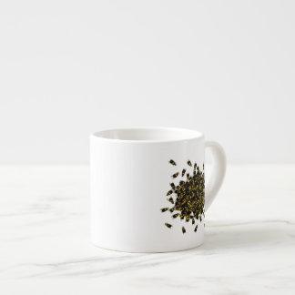 Busy Bees   ~ 6oz Espresso Cup / Mug