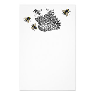 Busy Bees Stationery