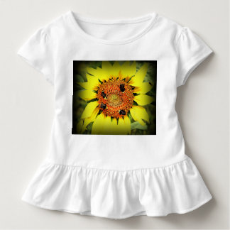 Busy Bee's Toddler Ruffle Tee