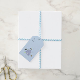 Busy Bees with Beehives Pack Of Gift Tags