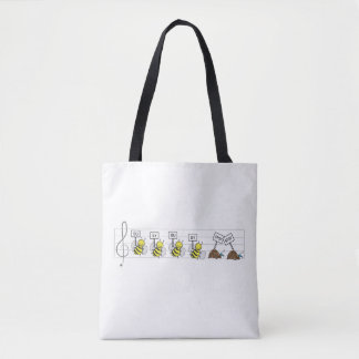 Busy Busy Stop Stop - Suzuki fun! Tote Bag