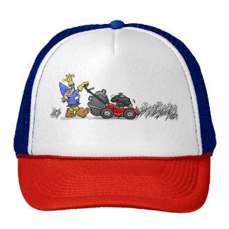 Busy Gnome. Trucker Hat