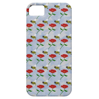 Busy Like a Bee iPhone 5 Cover