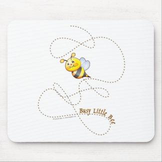 Busy Little Bee Mousepad