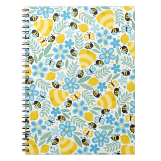 Busy Little Honeybees Notebook