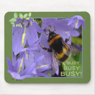 BUSY!  ~  Mousepad