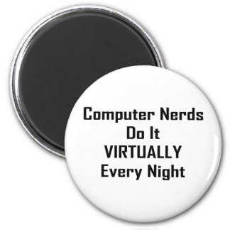 Busy Nerds Magnet