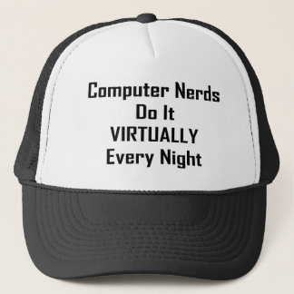 Busy Nerds Trucker Hat