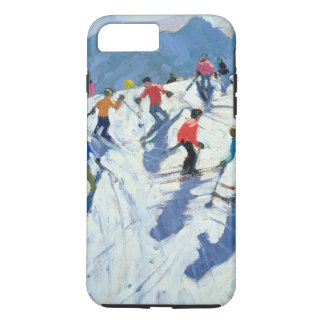 Busy Ski Slope Lofer 2004 iPhone 7 Plus Case