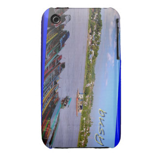 Busy Thailand Cell Phone  cover iPhone 3 Case