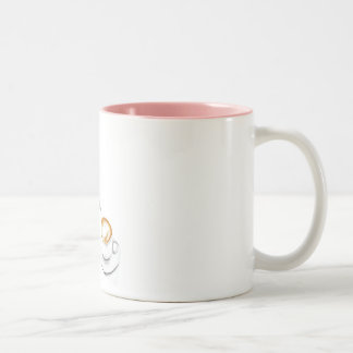 But First...Mug Two-Tone Coffee Mug
