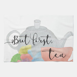 But first, Tea Kitchen Towel