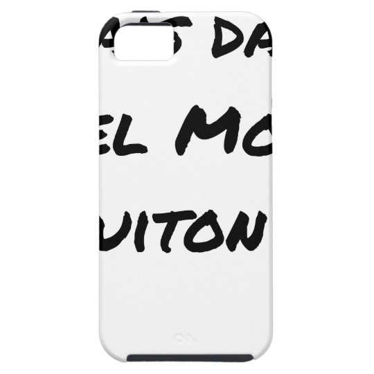 BUT IN WHICH WORLD VUITON? - Word games Case For The iPhone 5
