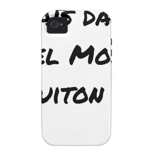 BUT IN WHICH WORLD VUITON? - Word games Case-Mate iPhone 4 Covers