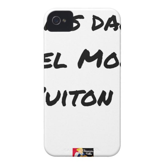 BUT IN WHICH WORLD VUITON? - Word games iPhone 4 Covers