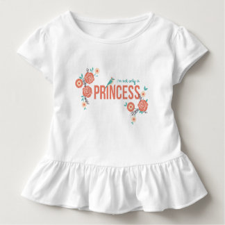 BUT NOT ONLY TODDLER T-SHIRT