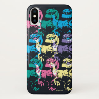 Butch Color Stamp iPhone X Case