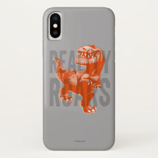 Butch Reality Roars iPhone X Case
