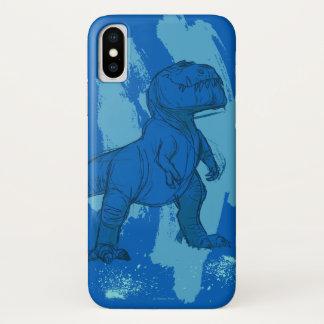 Butch Sketch iPhone X Case