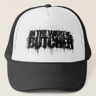 Butcher-logo hat