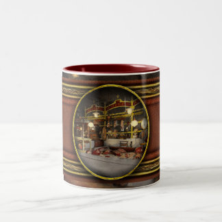 Butcher - Meat Party 1926 Two-Tone Coffee Mug