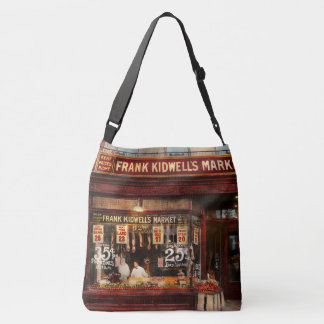 Butcher - Meat priced right 1916 Crossbody Bag