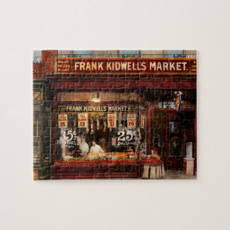 Butcher - Meat priced right 1916 Puzzles