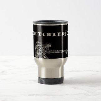 Butchlesque Travel Mug