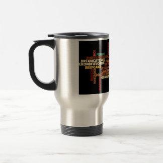 Butchlesque Travel Mug! Travel Mug