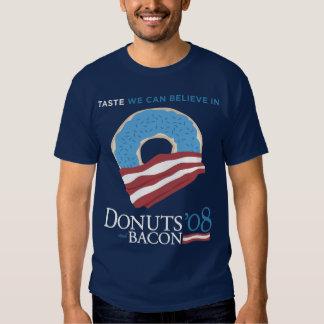 Butées toriques et lard : Goût nous pouvons croire T Shirt