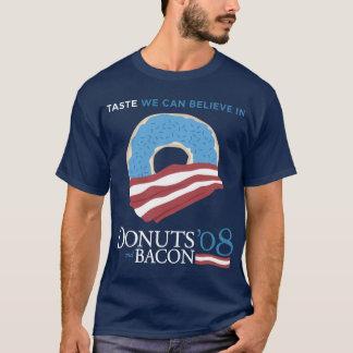 Butées toriques et lard : Goût nous pouvons croire T-shirt