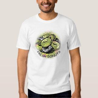 Butées toriques fraîches tee shirts