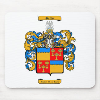 Butler (Irish) Mouse Pad