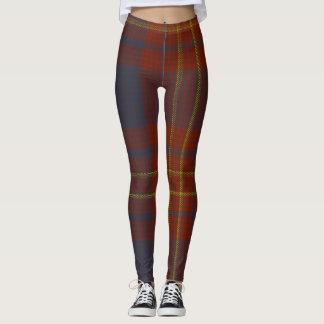 Butler Tartan Clan Plaid Leggings