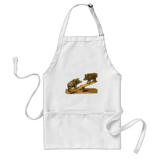 Butt Head Pigs Standard Apron