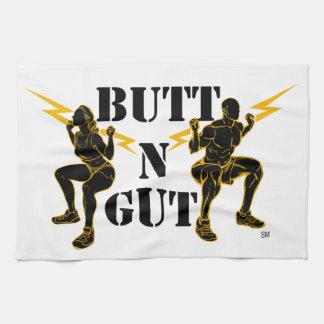 Butt N Gut Items Kitchen Towel