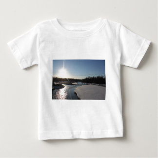 Butte Alaska Baby T-Shirt