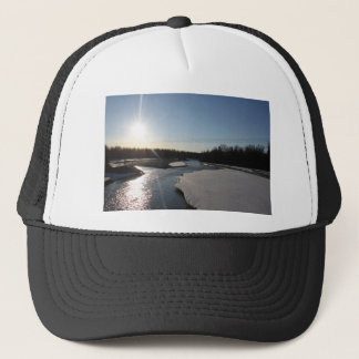 Butte Alaska Trucker Hat