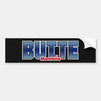 Butte Bumper Bumper Sticker