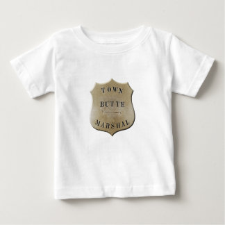 Butte Town Marshal Baby T-Shirt