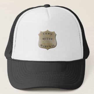 Butte Town Marshal Trucker Hat