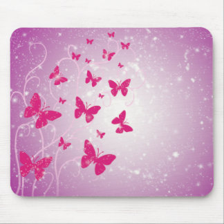 Buttefly Fantasy Mousepad